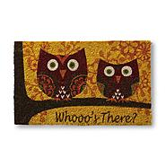 Essential Home Autumn Welcome Mat - Owls at Kmart.com