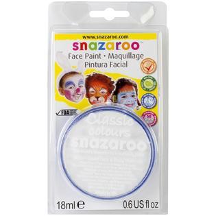 Snazaroo Face Paint 18ml White
