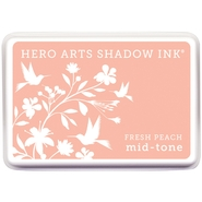 Hero Arts Midtone Inkpads Fresh Peach at Kmart.com