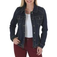 Wrangler Women's Denim Jacket at Kmart.com