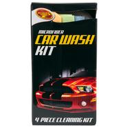 Detailer's Choice Microfiber 4pc Car Wash Kit at Kmart.com