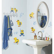 RoomMates Bubble Bath Peel & Stick Wall Decals at Sears.com