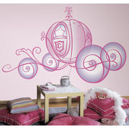 RoomMates Disney Princess - Princess Carriage Peel & Stick Giant Wall Decal at Kmart.com