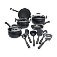 Essential Home 14 Piece Carbon Steel Nonstick Cookware Set at Kmart.com