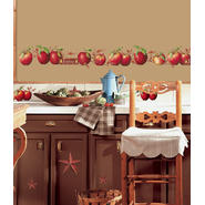 RoomMates Country Apples Peel & Stick Wall Decals at Kmart.com