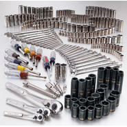 Craftsman 207 pc. Easy-to-Read Mechanics Tool Set with Impact Sockets at Sears.com