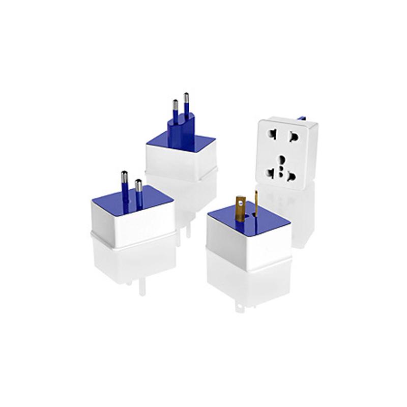 Conair M601 Polarized Adapter Plug Set, 4 pc. PartNumber: 03417311000P KsnValue: 03417311000 MfgPartNumber: M601