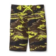 Joe Boxer Boy's Swim Trunks - Camouflage at Kmart.com