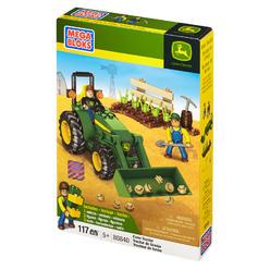Mega Bloks Hometown John Deere Farm Tractor Play Set (#80840) at Kmart.com