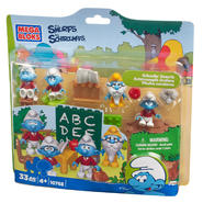 Mega Bloks Smurf Schoolin' Smurfs Play Set (#10768) at Kmart.com