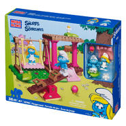 Mega Bloks Smurf Playground Play Set (#10746) at Kmart.com