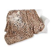 Shavel Cheetah Print Oversized Throw at Kmart.com