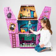 Just Kidz Just Dreamz Haunted Hall, Wooden Dollhouse at Kmart.com