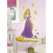 RoomMates Tangled - Rapunzel Glow in the Dark Giant Peel & Stick Wall Decal at Kmart.com