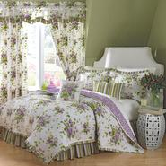 Waverly Sweet Violets 4pc Full/Queen Quilt Set at Sears.com
