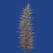 "Vickerman 3' x 17"" Champagne Laser 50CL 445T at Kmart.com"