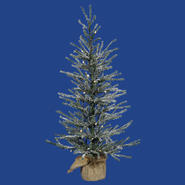 "Vickerman 18"" x 12"" Frosted Angel Pine 142T at Kmart.com"