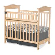Foundations The Princeton™ Clear Choice™ Mini Crib by Foundations® with SafeReach® Side, Natural at Kmart.com