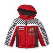 Disney Baby Toddler Boy's Hooded Winter Coat - Cars at Kmart.com