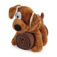 Cuddly Friend Kids' Stuffed Puppy  and Throw Set at Kmart.com