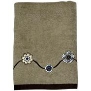 Jaclyn Smith Bath Towel - Ribbon Floral at Kmart.com