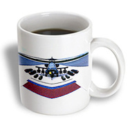 3dRose - Helicopters - Apache Helicopter - 15 oz mug at Sears.com