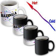 3dRose - EvaDane - TV Quotes - Bazinga, The Big Bang Theory - 11 oz Transforming mug at Kmart.com