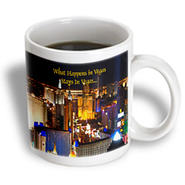 3dRose - Las Vegas - What Happens in Vegas Stays In Vegas - 15 oz mug at Kmart.com