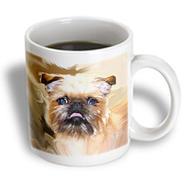 3dRose - Dogs Brussels Griffon - Brussels Griffon Portrait - 15 oz mug at Kmart.com