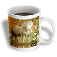 3dRose - SmudgeArt Wildlife Designs - My Little Pony - 15 oz mug at Kmart.com