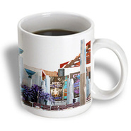 3dRose - Jos Fauxtographee Las Vegas - A UFC sign on a building in Vegas with hues changed - 15 oz mug at Kmart.com