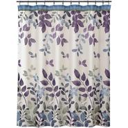 Jaclyn Smith Shower Curtain Viney leaf at Kmart.com