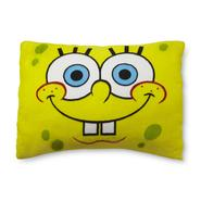 Nickelodeon Yellow SpongeBob Squarepants Pillow at Kmart.com