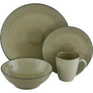 SANGO Corona Green 16 piece Dinnerware Set at Kmart.com