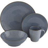 SANGO Corona Blue 16 piece Dinnerware Set at Kmart.com