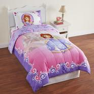 Disney Sofia the First Girl's Microfiber Twin Comforter at Kmart.com