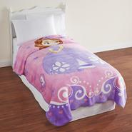 Disney Sofia the First Girl's Plush Blanket at Kmart.com