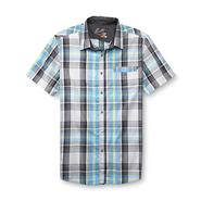 Amplify Young Men's Short-Sleeve Dress Shirt - Madras Plaid at Sears.com