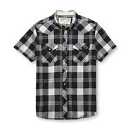 Roebuck & Co. Young Men's Woven Shirt- Plaid at Sears.com
