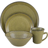 SANGO Comet Lime 16 piece Dinnerware Set at Kmart.com