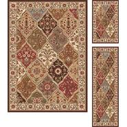 Tayse Rugs Elegance 5120 Multi Traditional Area Rug 3 pc. Set at Sears.com