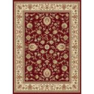 Tayse Rugs Sensation 4720 Red 5 ft. 3 in. x 7 ft. 3 in. Traditional Area Rug at Sears.com