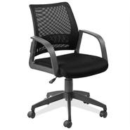 Leick Black Mesh Back Office Chair at Kmart.com