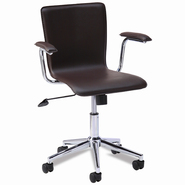 Leick Deep Brown Office Chair at Kmart.com