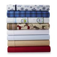 Cannon Flannel Sheet Collection at Kmart.com