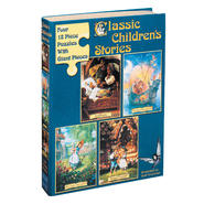 Blue Opal Classic Children's Stories Puzzle I - Goldilocks: 48 Pcs at Kmart.com