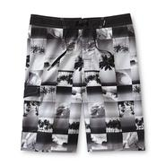 Joe Boxer Men's Swim Trunks - Checkered at Sears.com