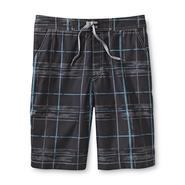Joe Boxer Men's Swim Trunks - Plaid at Sears.com