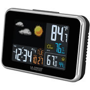 La Crosse Technology Wireless Color Weather Station with USB Charge Port - Black at Kmart.com