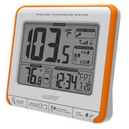 La Crosse Technology Wireless Temperature Station with Trends & Alerts at Kmart.com